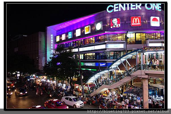 泰國曼谷《勝利紀念碑夜市》CENTER ONE.jpg