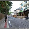 泰國曼谷《Royal View Resort 帝景度假飯店》右邊路口.jpg