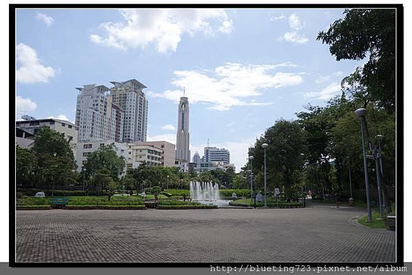 泰國曼谷《Santiphap公園》1.jpg