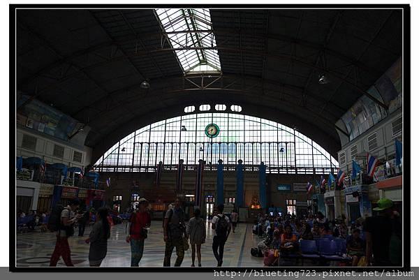 泰國曼谷《華藍蓬Hualampong火車站》1.jpg