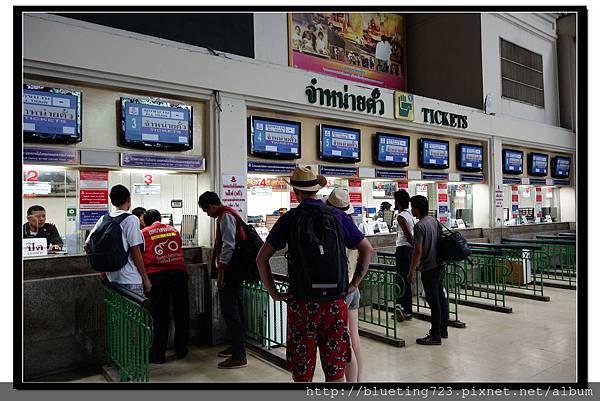泰國曼谷《華藍蓬Hualampong火車站》2.jpg