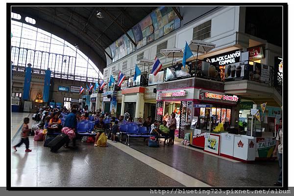 泰國曼谷《華藍蓬Hualampong火車站》4.jpg