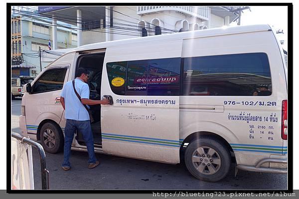 泰國曼谷《勝利紀念碑Mini Van》1.jpg