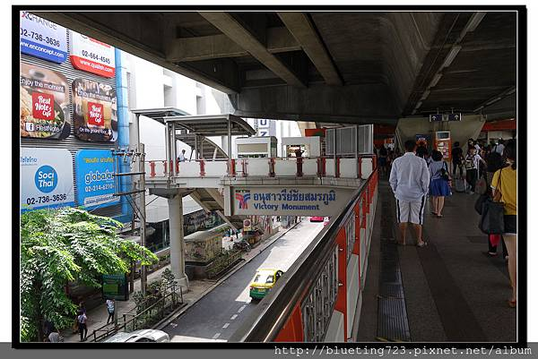 泰國曼谷《勝利紀念碑Mini Van》2號出口SUZUKI 1.jpg