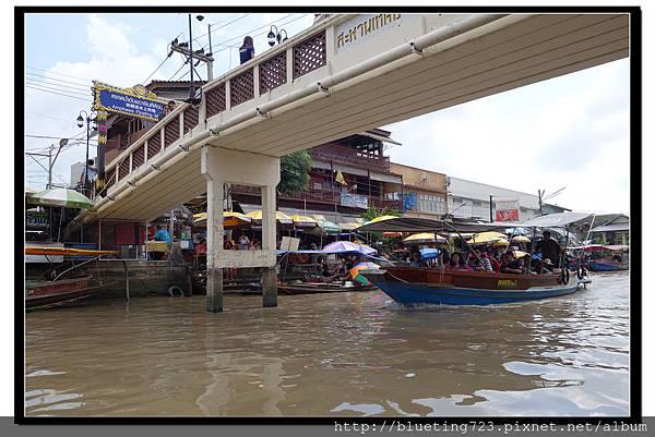 泰國《Amphawa安帕瓦水上市場》15.jpg
