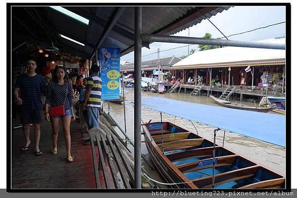 泰國《Amphawa安帕瓦水上市場》遊船船家.jpg