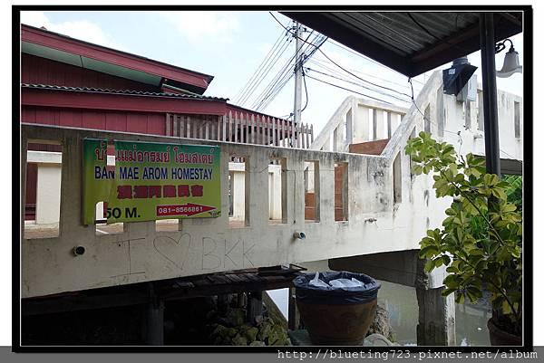 泰國夜功府《Baanrak Amphawa安帕瓦巴安拉克家庭旅館》民宿位置4.jpg