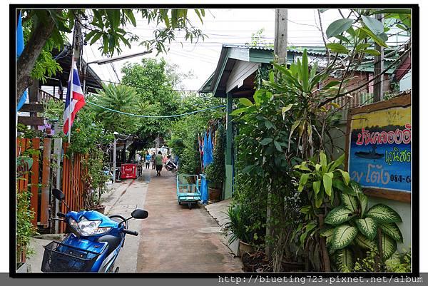 泰國夜功府《Baanrak Amphawa安帕瓦巴安拉克家庭旅館》民宿位置7.jpg