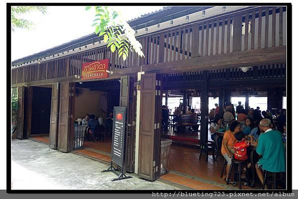 泰國《Amphawa安帕瓦水上市場》Chanchala咖啡館1.jpg