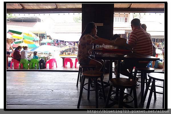 泰國《Amphawa安帕瓦水上市場》Chanchala咖啡館2.jpg