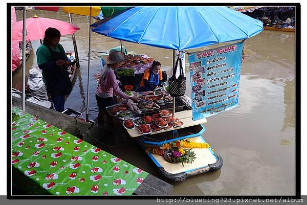 泰國《Amphawa安帕瓦水上市場》Chanchala海鮮1.jpg