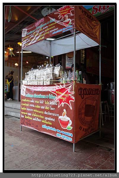 泰國《Amphawa安帕瓦水上市場》紙袋汽水1.jpg