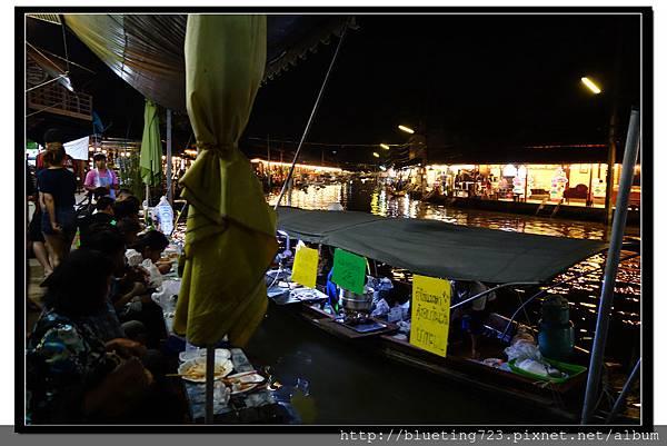 泰國《Amphawa安帕瓦水上市場》船家3.jpg