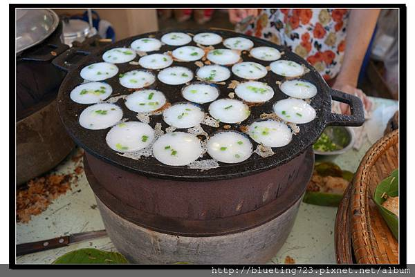 泰國《Amphawa安帕瓦水上市場》椰奶煎1.jpg