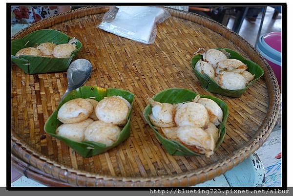 泰國《Amphawa安帕瓦水上市場》椰奶煎2.jpg