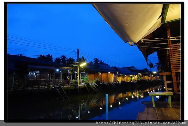 泰國《Amphawa安帕瓦水上市場》清晨 1.jpg