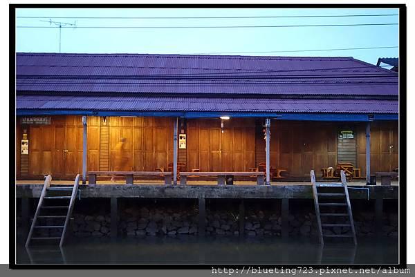 泰國《Amphawa安帕瓦水上市場》清晨 3.jpg