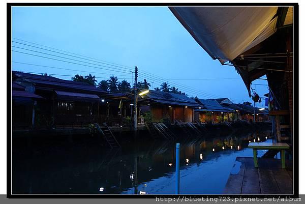 泰國《Amphawa安帕瓦水上市場》清晨 4.jpg