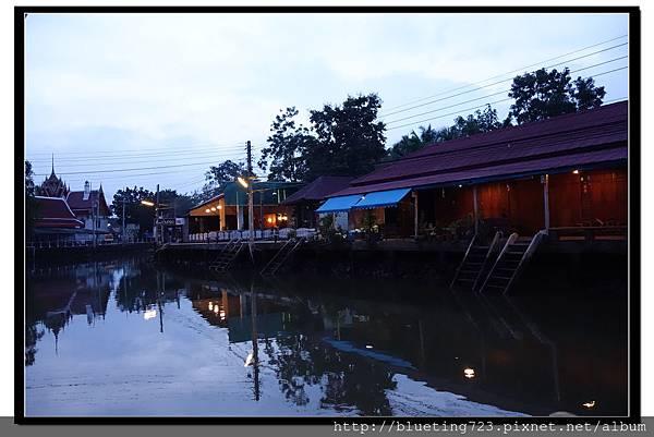 泰國《Amphawa安帕瓦水上市場》清晨 5.jpg