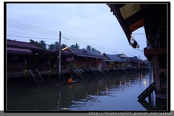 泰國《Amphawa安帕瓦水上市場》清晨 6.jpg