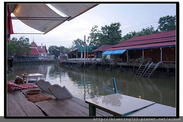 泰國《Amphawa安帕瓦水上市場》清晨 7.jpg