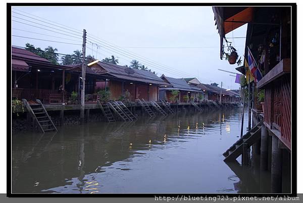 泰國《Amphawa安帕瓦水上市場》清晨 8.jpg