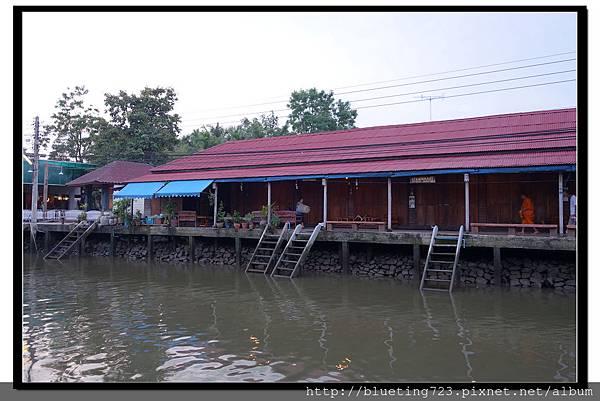 泰國《Amphawa安帕瓦水上市場》清晨 9.jpg