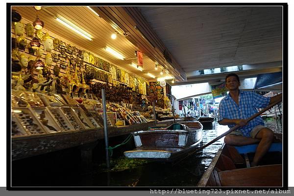 《丹嫩莎朵水上市場Damnoen Saduak》4.jpg