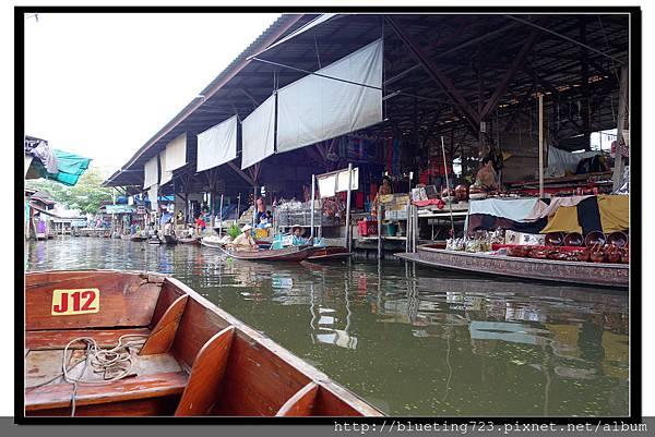 《丹嫩莎朵水上市場Damnoen Saduak》5.jpg