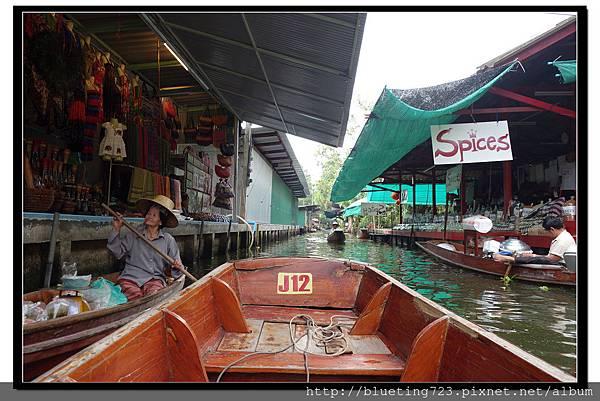《丹嫩莎朵水上市場Damnoen Saduak》7.jpg