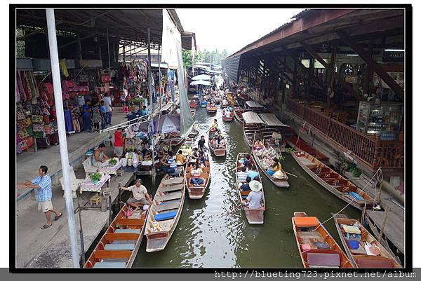 《丹嫩莎朵水上市場Damnoen Saduak》17.jpg