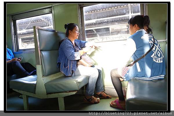 泰國大城府《邦芭茵夏宮Bang Pa-in》火車4.jpg