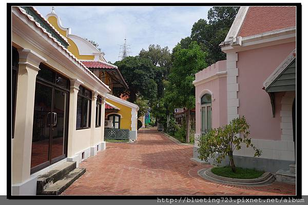 泰國大城府《安娜教堂Wat Niwet Thammaprawat》1.jpg