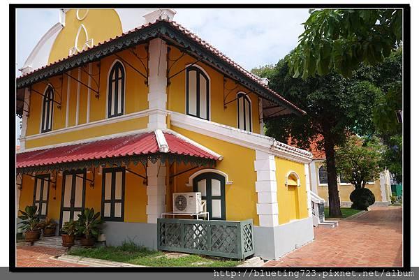 泰國大城府《安娜教堂Wat Niwet Thammaprawat》2.jpg