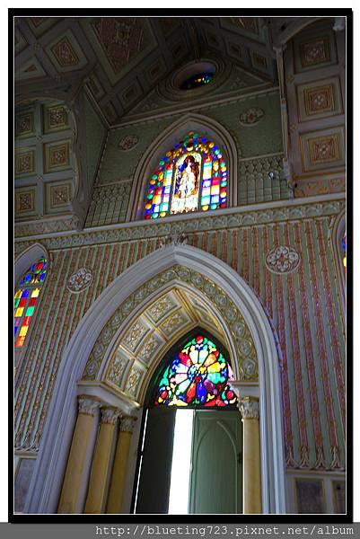 泰國大城府《安娜教堂Wat Niwet Thammaprawat》6.jpg