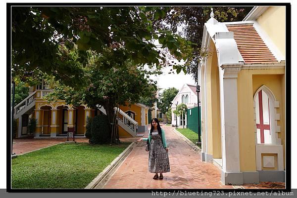 泰國大城府《安娜教堂Wat Niwet Thammaprawat》11.jpg