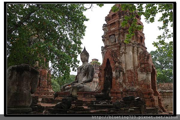 泰國大城府《Ayutthaya大城》瑪哈泰寺WAT MAHATHAT 11.jpg