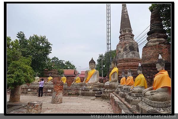 泰國大城府《Ayutthaya大城》崖差蒙空寺WAT YAI CHAI MONGKHOL 2.jpg