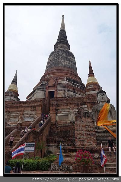 泰國大城府《Ayutthaya大城》崖差蒙空寺WAT YAI CHAI MONGKHOL 3.jpg