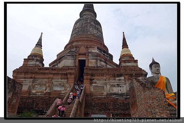 泰國大城府《Ayutthaya大城》崖差蒙空寺WAT YAI CHAI MONGKHOL 4.jpg