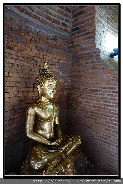 泰國大城府《Ayutthaya大城》崖差蒙空寺WAT YAI CHAI MONGKHOL 6.jpg