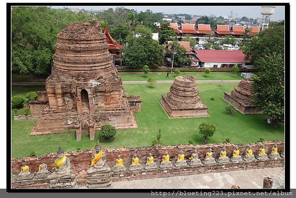 泰國大城府《Ayutthaya大城》崖差蒙空寺WAT YAI CHAI MONGKHOL 11.jpg