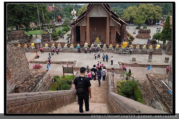 泰國大城府《Ayutthaya大城》崖差蒙空寺WAT YAI CHAI MONGKHOL 12.jpg