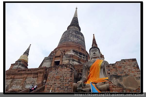 泰國大城府《Ayutthaya大城》崖差蒙空寺WAT YAI CHAI MONGKHOL 13.jpg
