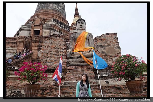 泰國大城府《Ayutthaya大城》崖差蒙空寺WAT YAI CHAI MONGKHOL 15.jpg