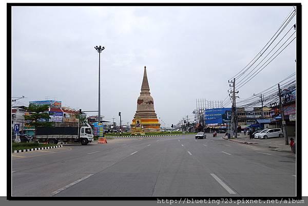 泰國大城府《Ayutthaya大城》街景.jpg