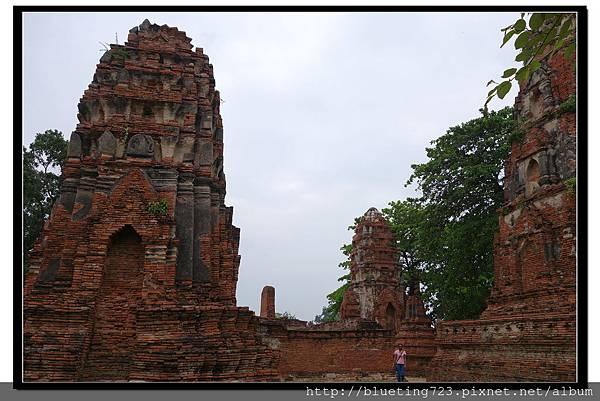 泰國大城府《Ayutthaya大城》瑪哈泰寺WAT MAHATHAT 1.jpg