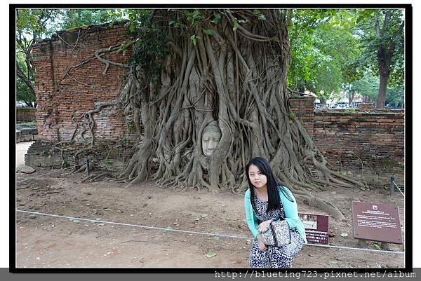 泰國大城府《Ayutthaya大城》瑪哈泰寺WAT MAHATHAT 5.jpg
