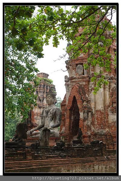 泰國大城府《Ayutthaya大城》瑪哈泰寺WAT MAHATHAT 7.jpg