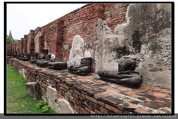 泰國大城府《Ayutthaya大城》瑪哈泰寺WAT MAHATHAT 8.jpg